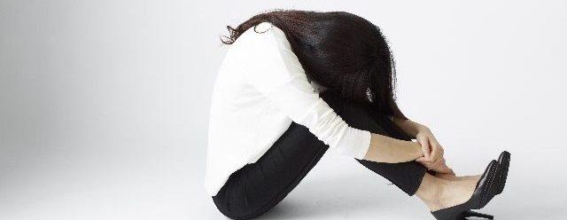 挫折と人間不信