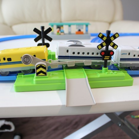 ドクターイエロー+N700系新幹線ベーシックセット