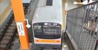 ミニ鉄道の武蔵野線車両