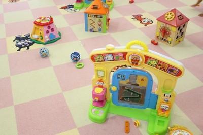 玩具王国アンパンマンの家