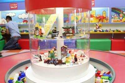 玩具王国ダイヤブロックの家