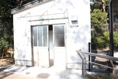 野毛山動物園授乳室