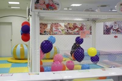 遊KIDS愛ランド風船の遊び場