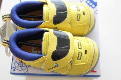 ドクターイエローの靴②