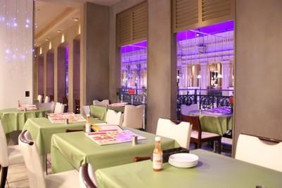 お台場イタリアンレストラン「タントタント」