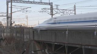 武蔵小杉新幹線が見れる人気のスポット