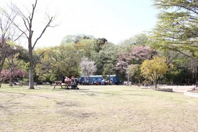 生田緑地広場