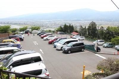 西平畑公園 駐車場