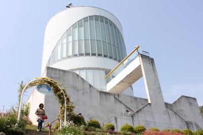 松田ハーブ園の建物