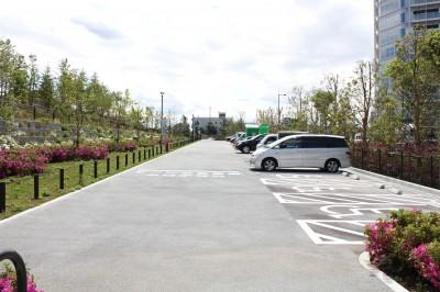 二子玉公園駐車場