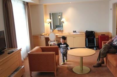 ホテルクラウンパレス客室