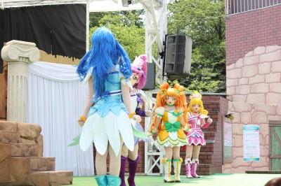 読売ランド-プリキュアステージ