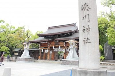 湊川神社(みなとがわじんじゃ)