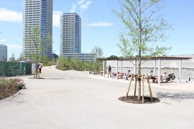 二子玉公園上広場