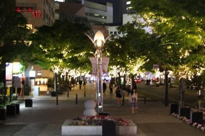 神戸ハーバーランドイルミネーション