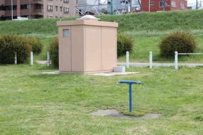 せせらぎ公園-トイレ