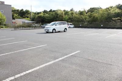 千葉君津温泉物語-駐車場