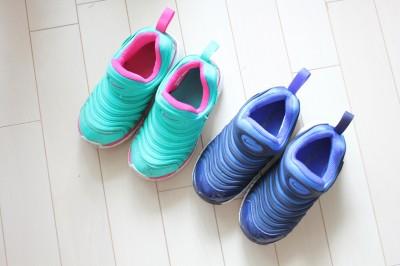 ナイキ・子供靴17cm