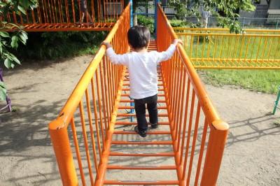 稲田公園-石山橋