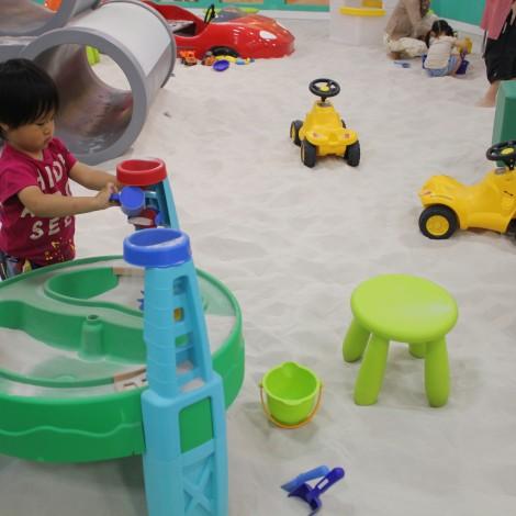 ラゾーナ川崎あそびパーク-おもちゃ