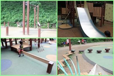 四季の森公園-遊具広場②
