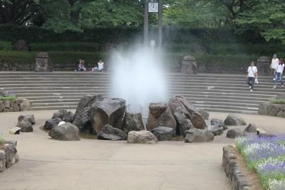 四季の森公園-噴水