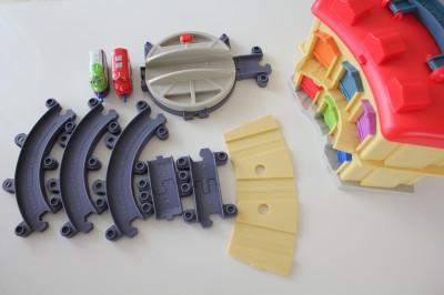 チャギントンの玩具パーツ
