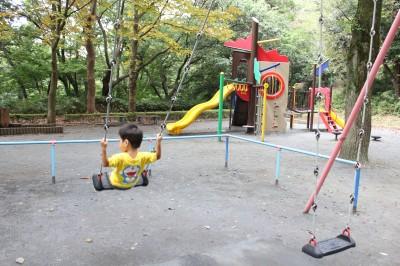 児童遊園地-ブランコ