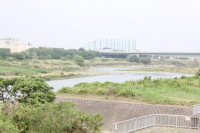 稲城北緑地公園-多摩川