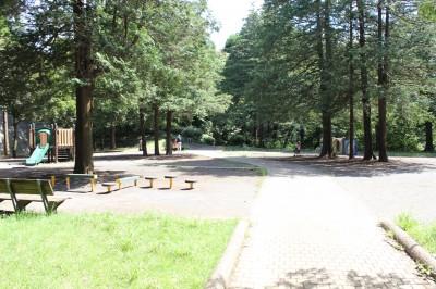 こども自然公園-とりでの森-小さい子向け