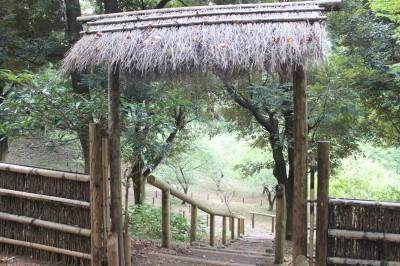 児童遊園地-梅園入口