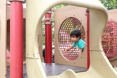稲城北緑地公園-遊具4