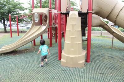 稲城北緑地公園-遊具