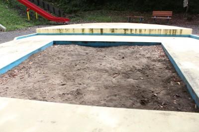 児童遊園地-砂場