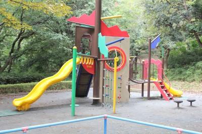児童遊園地-遊具