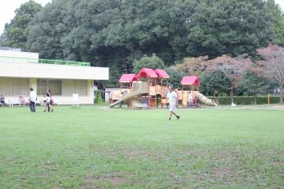 佐倉草ぶえの丘の広場