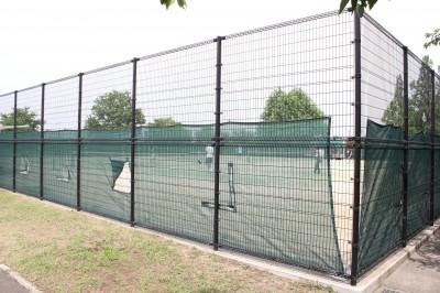 稲城北緑地公園-テニスコート