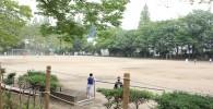 多目的広場。サッカーもできます
