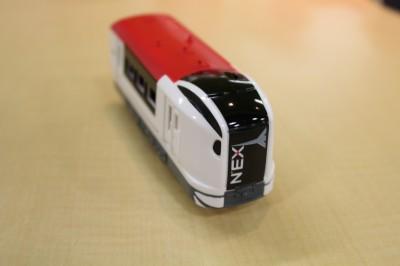 100円電車-成田エキスプレス前面