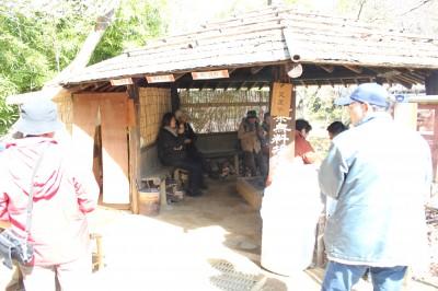 三溪園-茶屋