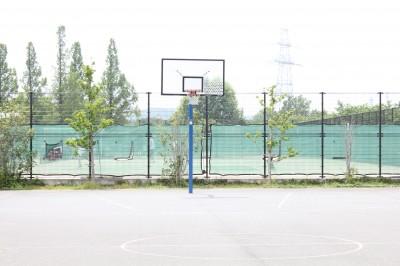 稲城北緑地公園-バスケットコート
