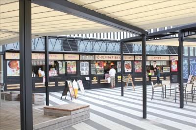 浜松SA-お外の売店