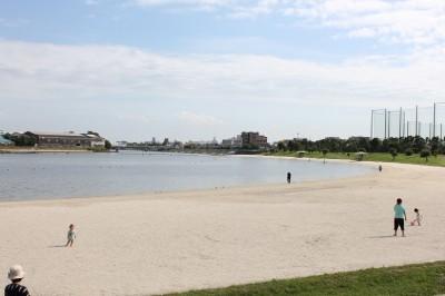 大森ふるさとの浜辺公園-浜辺2