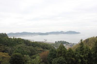 愛知こどもの国-こども汽車からの眺め