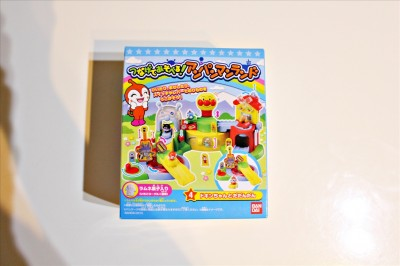 ドキンチャンとダダンダンの箱(表面)