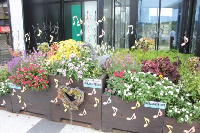 浜松SA-お花