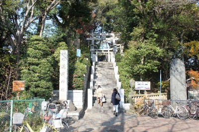 浅間神社-田園調布