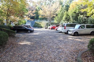 大谷戸公園駐車場