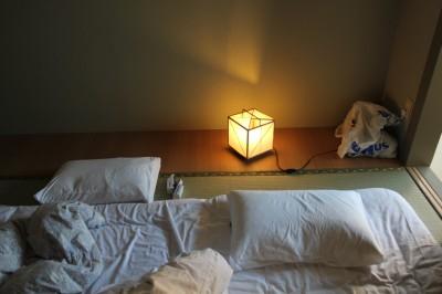 ホテルエピナール那須の布団