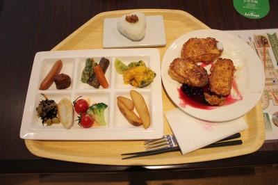 ホテルエピナール那須の朝食